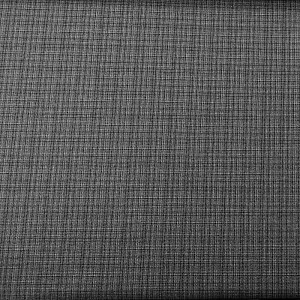 Checkered Pattern Dark Gray Suit by Mozzo